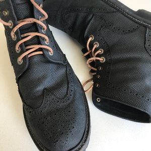 4c0f846df14 Wolverine Percy ankle boot